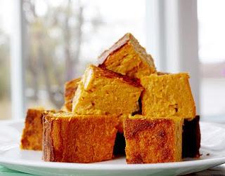receta para torta de auyama
