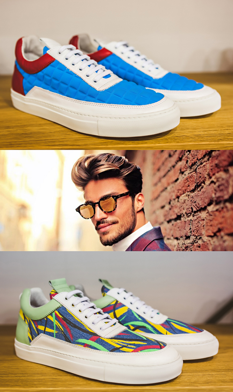 Eniwhere Fashion - News on Fashion - Mariano di Vaio and Falc