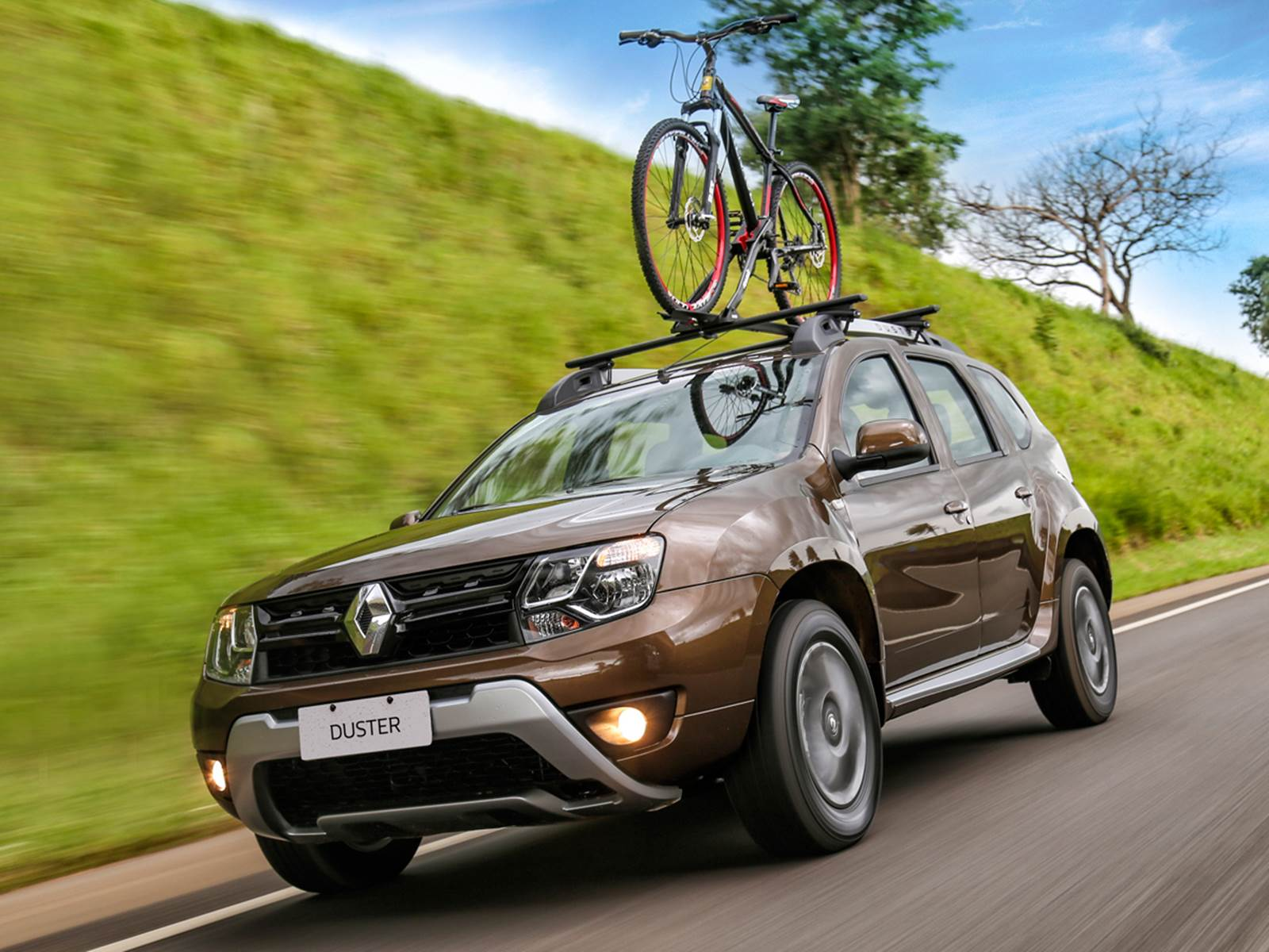 Novo Renault Duster 2016
