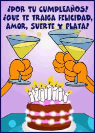 Tarjetas de Cumpleaños Para él Tarjetas animadas gratis