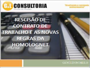 CURSO DE RESCISÃO E HOMOLOGNET