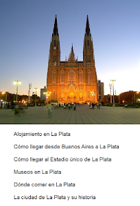 La Plata (Turismo en Argentina)