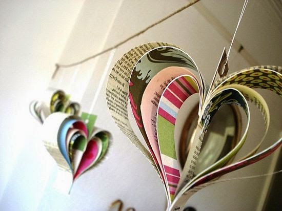 Cool Decorations Made From Paper