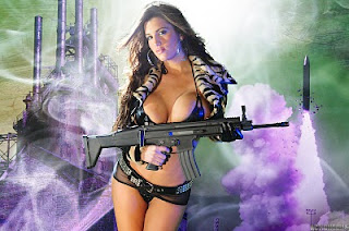Women with weapons part 2