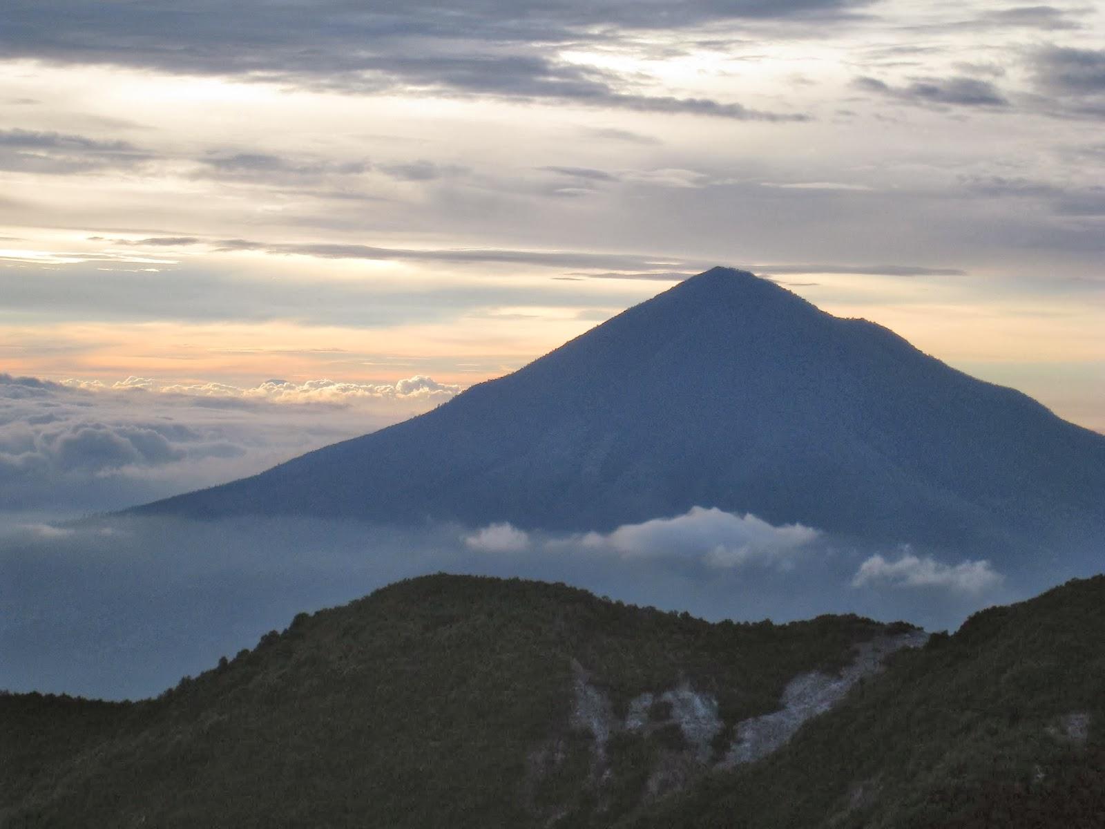 Gunung Papandayan, Gunung Untuk Pendaki Pemula