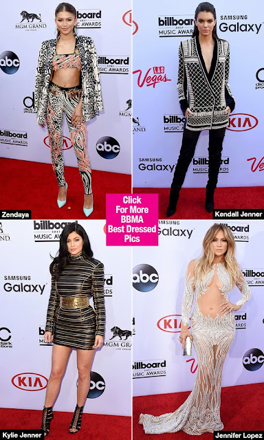 Billboard Music Awards Best Dressed: Taylor Swift, Kim Kardashian & More