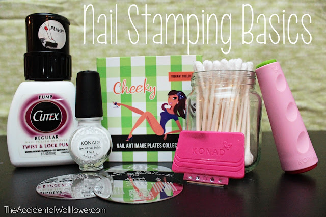 how to nail stamp