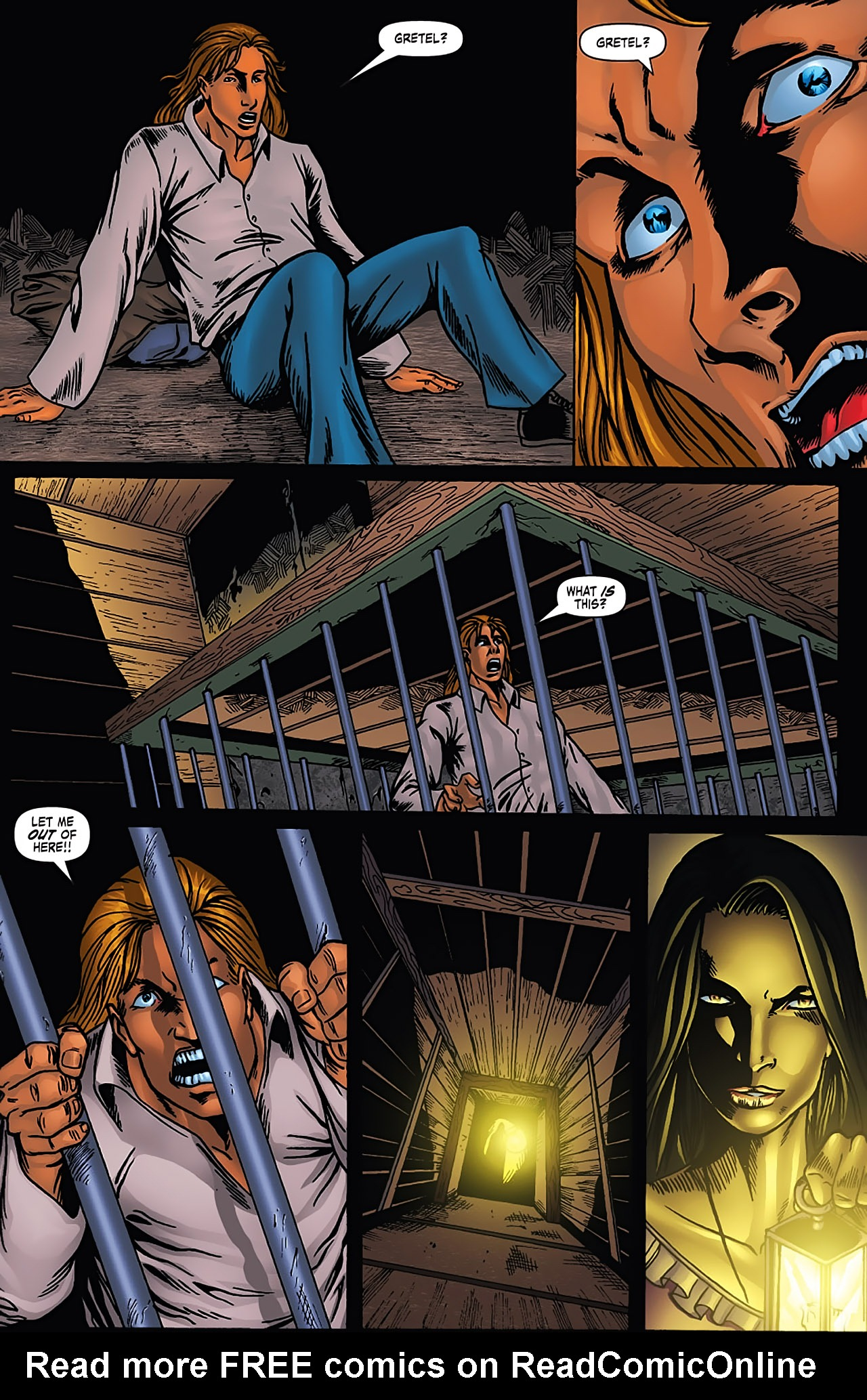 Grimm Fairy Tales (2005) Issue #3 #6 - English 17