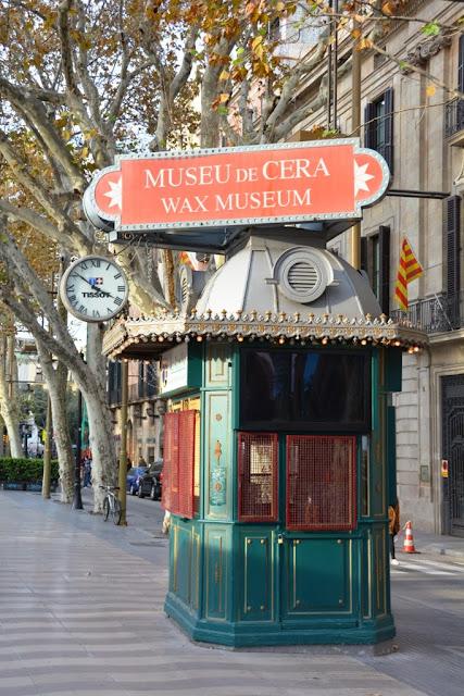 La Rambla Barcelona Wax Museum
