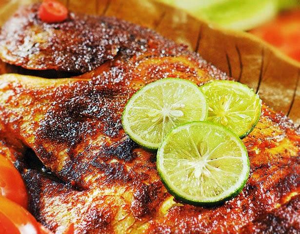 Resep Cara Membuat Ikan Gurame Bakar Khas Bandung