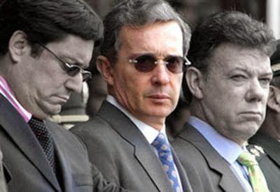 Francisco Santos y Uribe | Copolitica