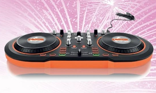 Konsola DJ Silvercrest USB Lidl