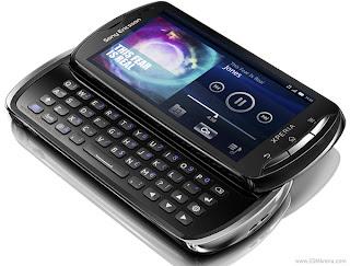 Sony Ericsson Experia Pro -8