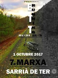 7ª MARXA BTT SARRIÀ DE TER