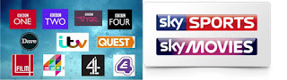 UK tv channels iptv bbc itv sky sports sky movies