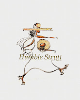 Art print:Humble Strutt-Wisdom & Youth