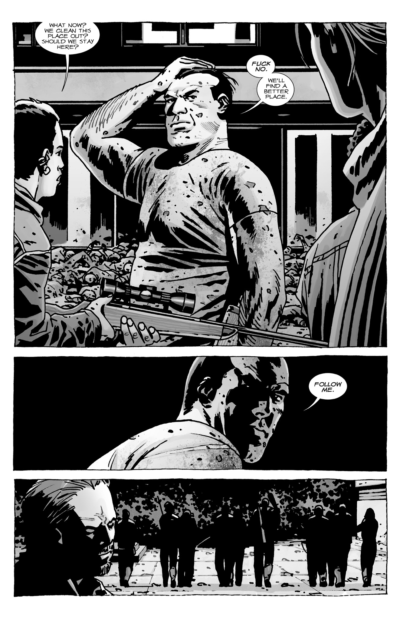 The Walking Dead : Here's Negan - Chapter # | pic 52