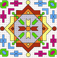 Rangoli Design Pattern 1