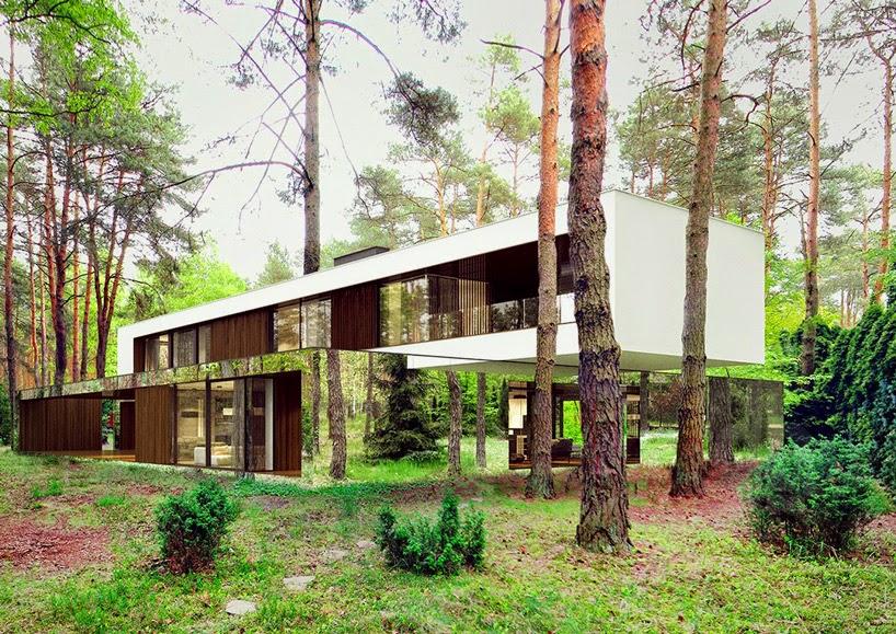 Resultado de imagen para arquitectura y naturaleza
