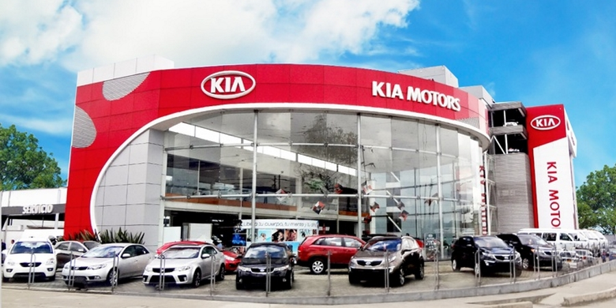 Autos Kia Motors Inaugura 21 Agencias De Manera Simult Nea