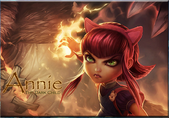 Citaten Annie Guide : League of legends annie the dark child builds and guides
