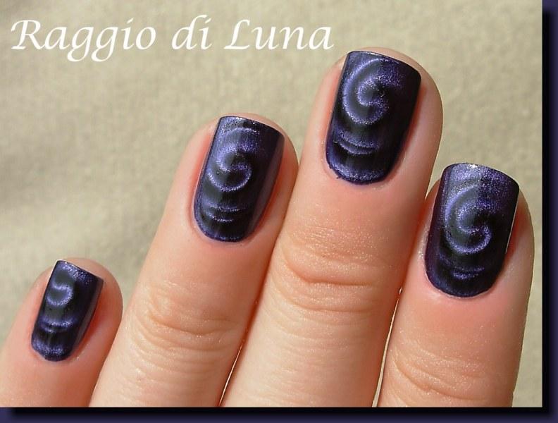 Raggio di Luna Nails: Deborah Shine Tech Magnetic Nails n° 67 Dark ...