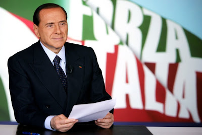 Forza Italia is born (Berlusconi)