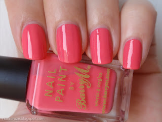 Barry M pink flamingo