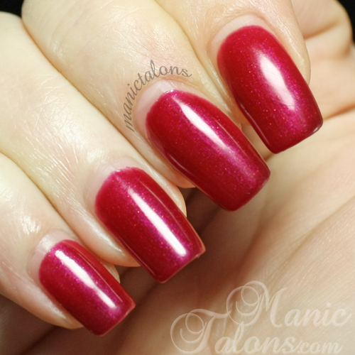 Pink Gellac by Chickettes 14 Day Wear Test Results