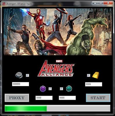 Marvel Avengers Alliance Hack