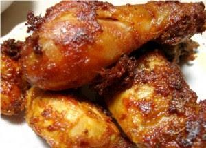 Resep Menu Buka Puasa Ayam Goreng
