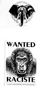 Wanted Raciste