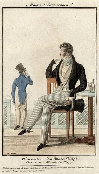 Observateur des Modes 1823