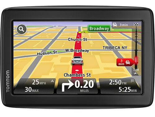 TomTom VIA 1500TM 5.0 GPS
