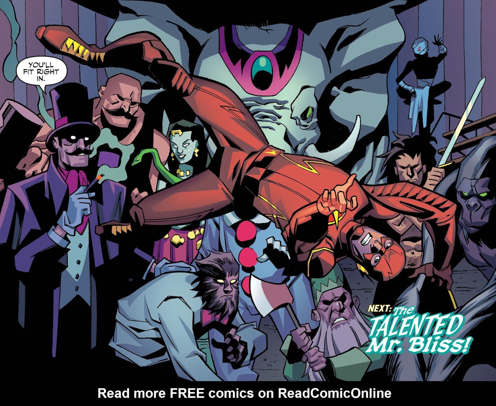 The Flash: Season Zero [I] Issue #4 #4 - English 22