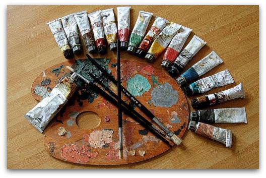 Como aprender a pintar al oleo - Aprender a pintar ...