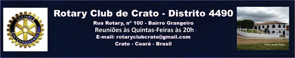 <center>Rotary Club de Crato - Distrito - 4490</center>