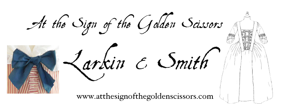 At the Sign of the Golden Scissors