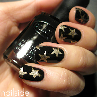 Shine Like a Star Nails