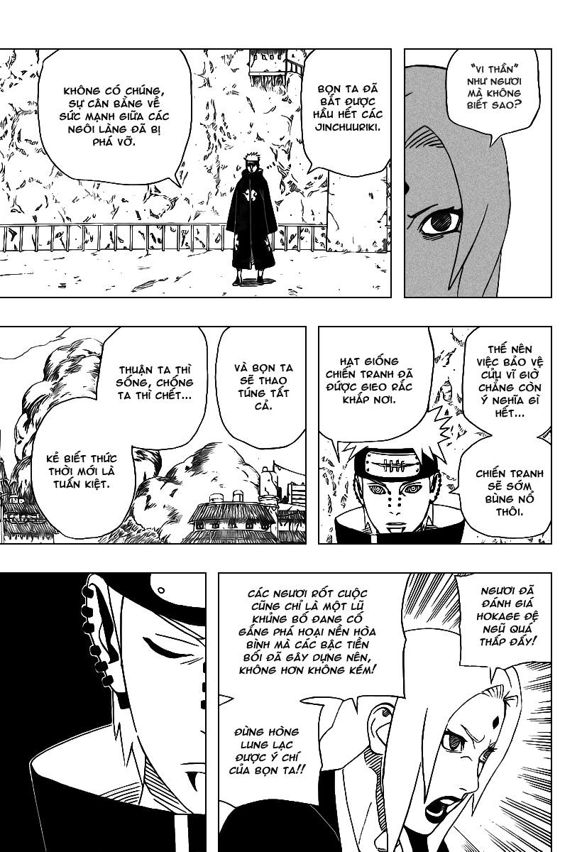 Naruto chap 428 Trang 9 - Mangak.info