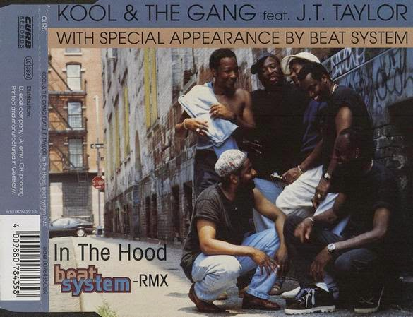 Kool & The Gang feat. J.T. Taylor - In The Hood (Beat System Remix) (CDM) (1996)