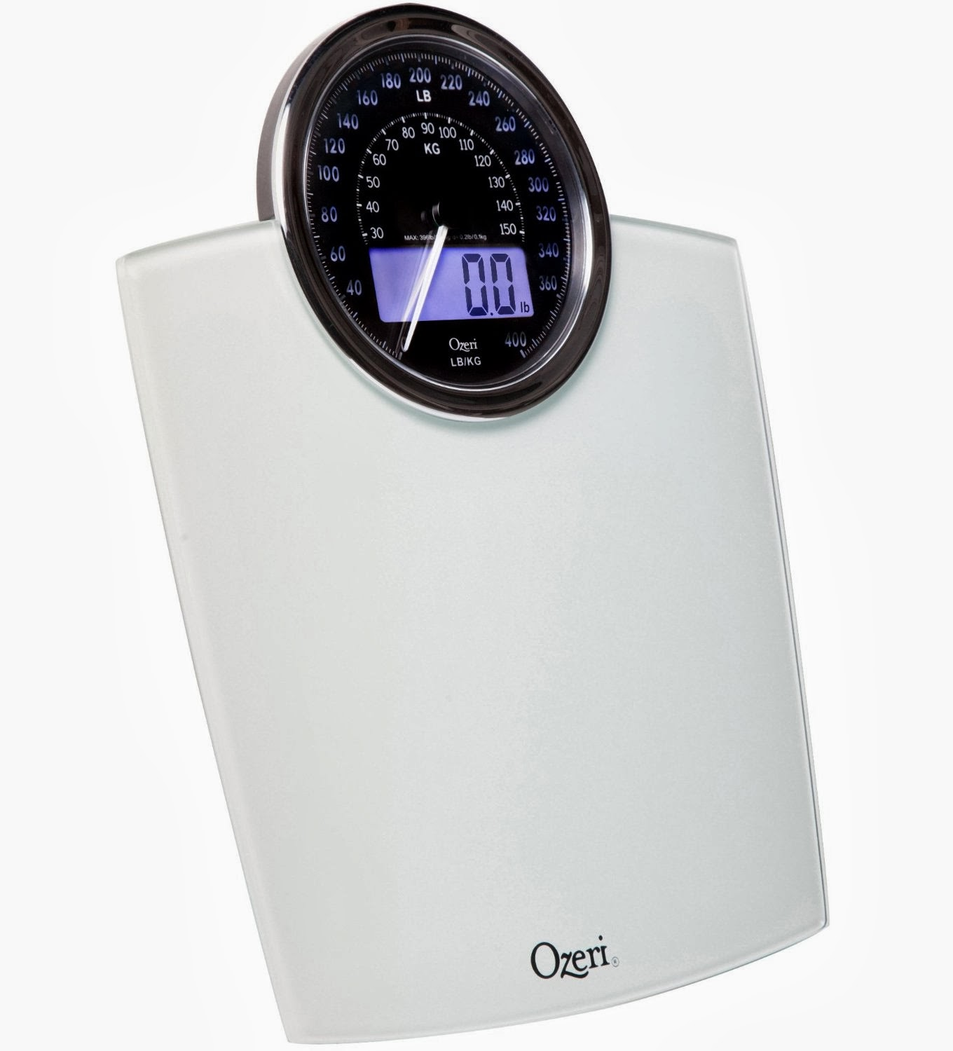 Ozeri Rev Digital Bathroom Scale