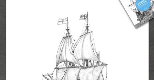 Los dibujos de Gulia: Mayflower. Los puritanos se hacen a la mar