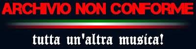 ARCHIVIO MUSICALE NON CONFORME