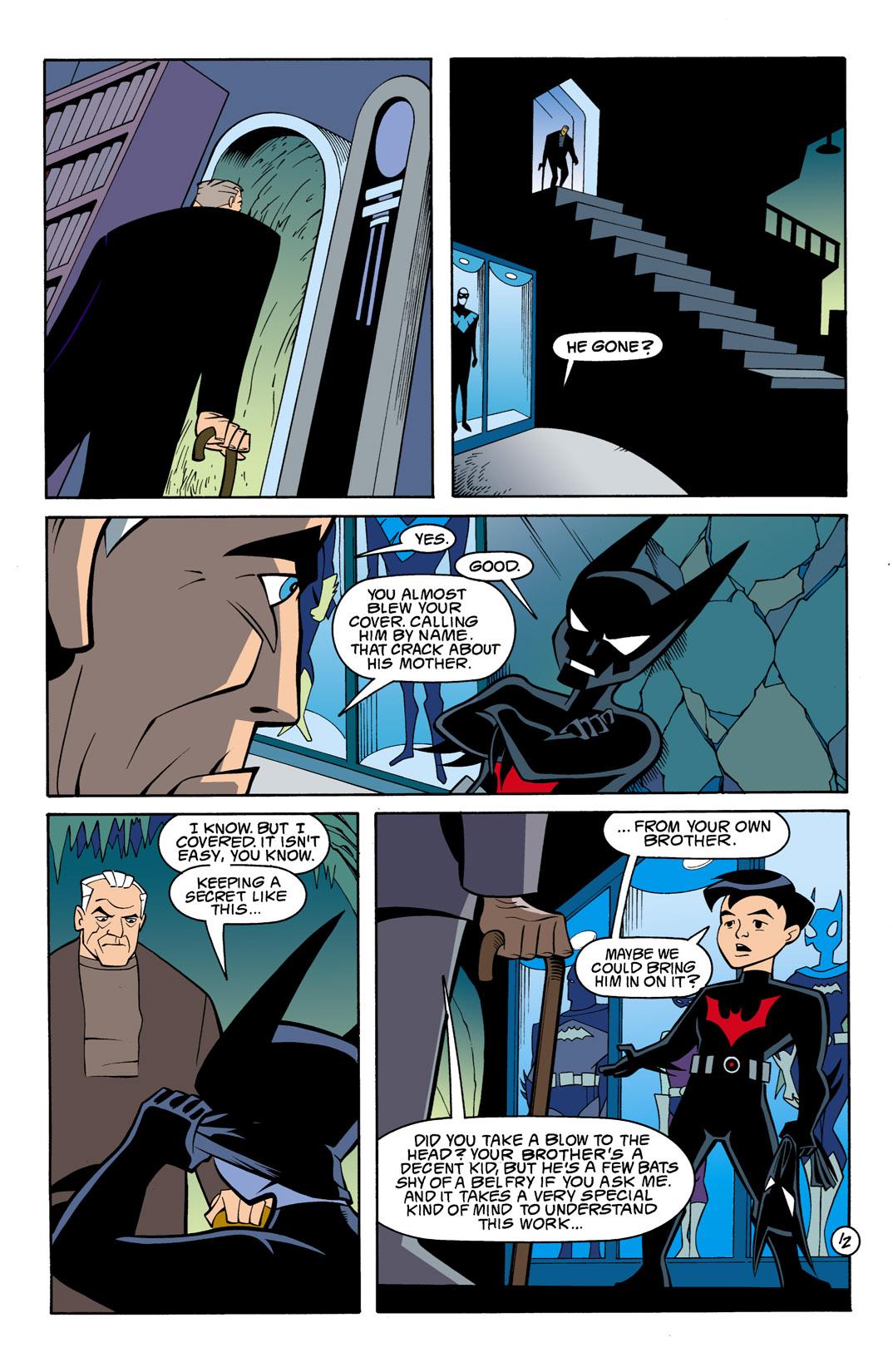 Batman Beyond [II] Issue #7 #7 - English 13