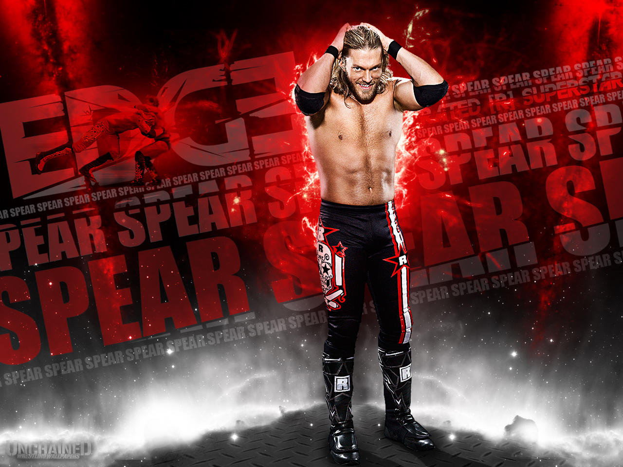 wwe smackdown raw wallpapers august 2011