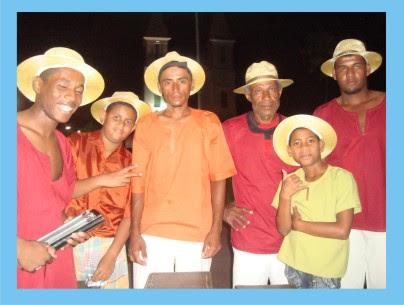 Samba de Véio - Rodeadouro Salitre