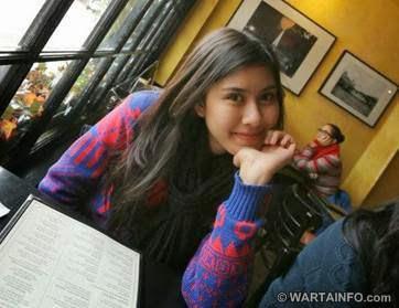 Foto Cantik Syahnaz Sadiqah - wartainfo.com