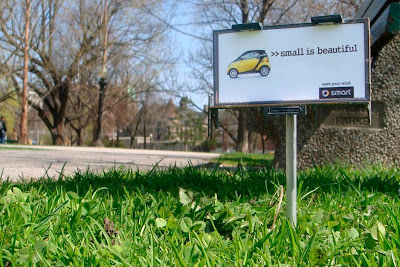 Clever and Creative Smart Car Advertisements  (15) 10