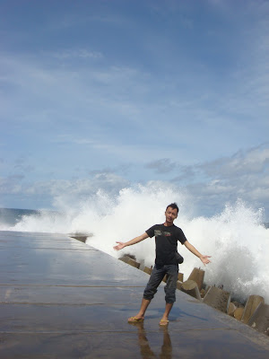 Cerita dewasaku: Wisata Pantai Glagah - Kulonprogo